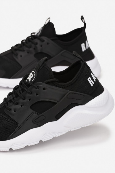 Sneakers - Streets Black/White