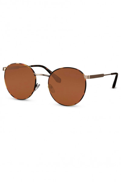 Vacay ON Brown Sunglasses