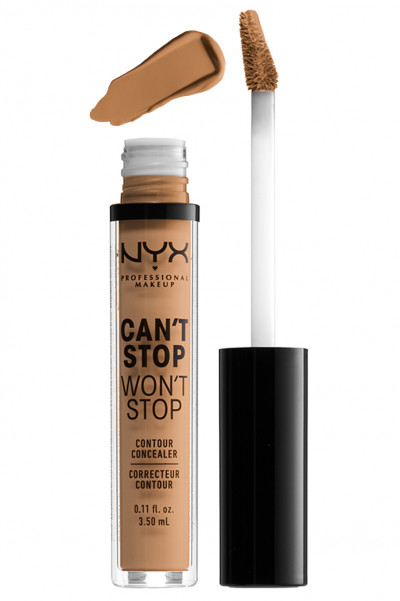 NYX PROFESSIONAL MAKEUP Can't Stop Won't Stop Concealer - Natural Buff