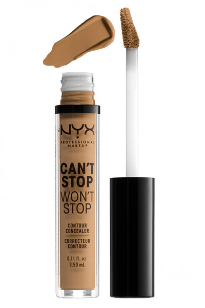 NYX PROFESSIONAL MAKEUP Can't Stop Won't Stop Concealer - Golden