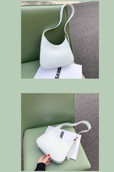This Is Me White Bag