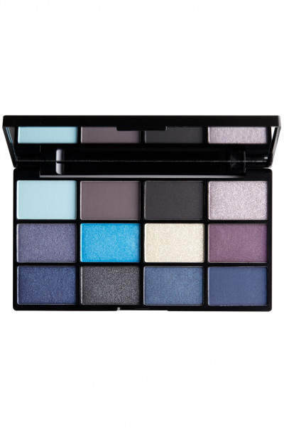 NYX Professional Makeup In Your Element Shadow Palette - Wind