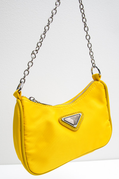 Forget The Rules Yellow Bag