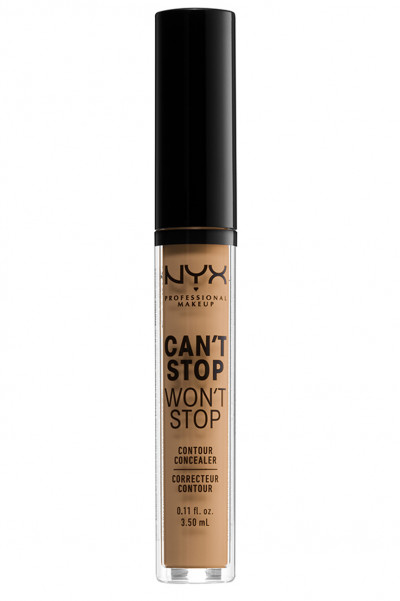 ... NYX PROFESSIONAL MAKEUP Can't Stop Won't Stop Concealer - Golden